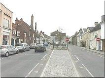 TL3540 : Kneesworth Street, Royston by John Baker