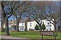 NZ4152 : Ryhope Village Green and War Memorial by Mick Garratt