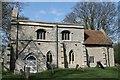 TF0135 : St Margaret's church, Braceby by J.Hannan-Briggs