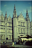 NJ9406 : Marischal College, West Front by Colin Smith