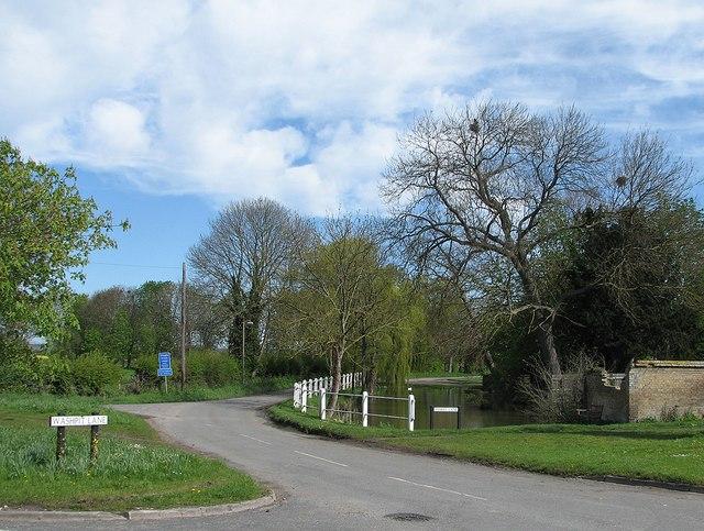 Harlton: Washpit Lane