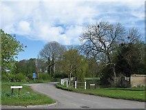 TL3852 : Harlton: Washpit Lane by John Sutton