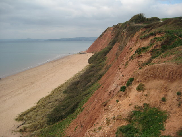 Cliffs above Sandy Bay