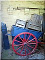 TQ6936 : Cart at Finchcocks by Oast House Archive