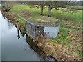 SU4667 : Newbury - Pillbox by Chris Talbot