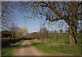 SE3162 : Stainley Lane by Derek Harper