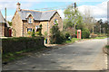 SX4299 : Halwill village by roger geach