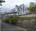 ST1290 : Sanctuary Court, Senghenydd by Jaggery