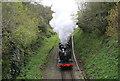 SX1064 : The Bodmin Steam railway by roger geach