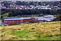 SO1205 : Abertysswg Comprehensive School by Melanie Hartshorn