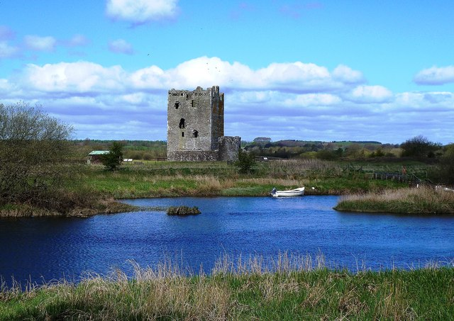 Threave Castle View