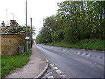TM2750 : A1152 Woods Lane, Melton by Adrian Cable
