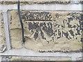 SE0935 : Ordnance Survey Cut Mark by Peter Wood