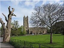 ST6390 : St. Mary the Virgin church in Thornbury by Gareth James