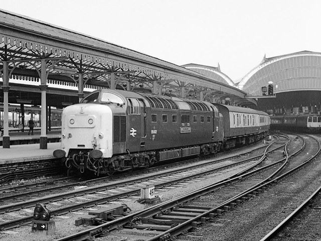 York railway station - (10)