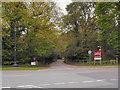 SJ7579 : Tatton Park, Knutsford Entrance by David Dixon