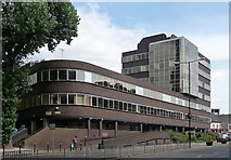 SP3378 : Spire House, New Union Street, Coventry by Stephen Richards