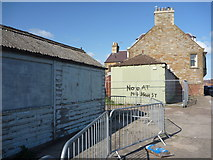 NT6779 : East Lothian Townscape : A Fine Pair On Bayswell Road, Dunbar by Richard West