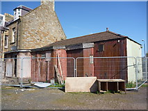 NT6779 : East Lothian Townscape : A Rear View On Bayswell Road, Dunbar by Richard West