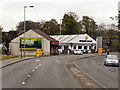 NS5570 : Maryhill Road (A81), Bearsden by David Dixon