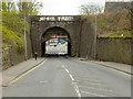 NS5668 : Aqueduct, Maryhill Road by David Dixon