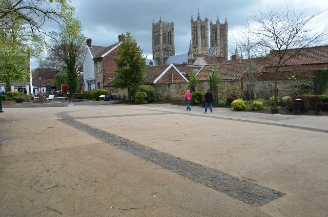 Lincoln - Historic site