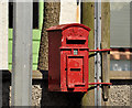 J5951 : Letter box, Portaferry by Albert Bridge