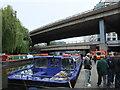 TQ2681 : Westway and Harrow Road Bridges over Canal Paddington by PAUL FARMER