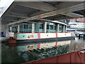 TQ2681 : Narrow Boat on Regents Canal by PAUL FARMER