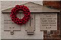 TL1406 : World War 1 Street Memorial, Bardwell Road by Ian Capper