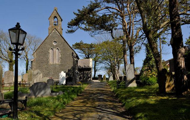 Ballyhalbert Church of Ireland (1)