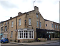NY7064 : Haltwhistle:  Working Men's Club, Lanty's Lonnen by Dr Neil Clifton