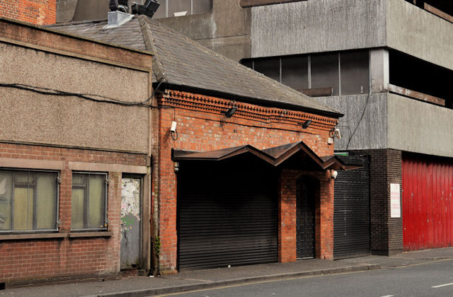 Former bonded warehouse, Belfast