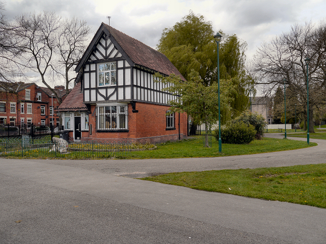 The Park Keeper's Lodge, Crumpsall Park