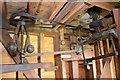 SP9952 : Stevington Windmill by Ashley Dace