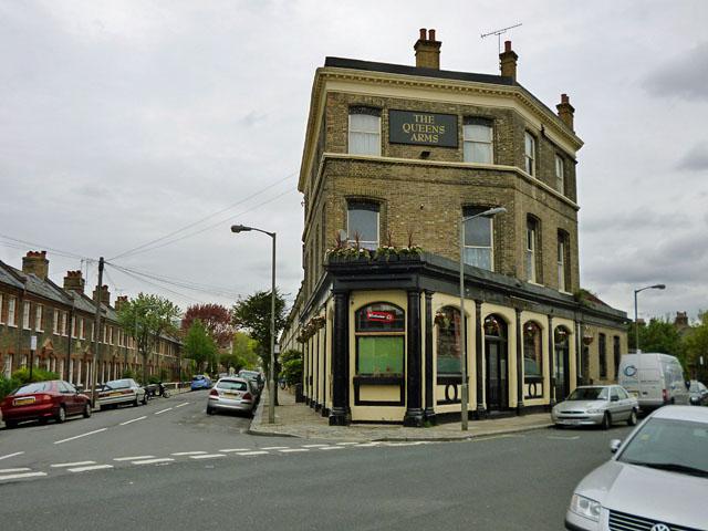 The Queens Arms, Battersea