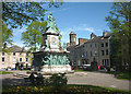 SD4761 : Early May afternoon in Dalton Square, Lancaster by Karl and Ali