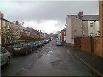 SD8203 : Hampden Road, Prestwich by Duncan Watts