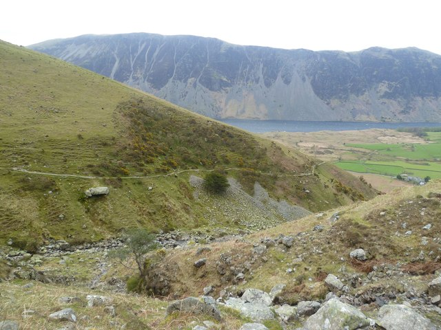 Above Greendale Gill