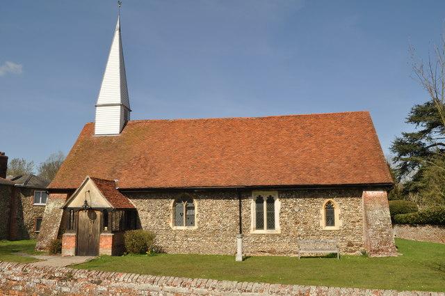 Saint Barnabas Church