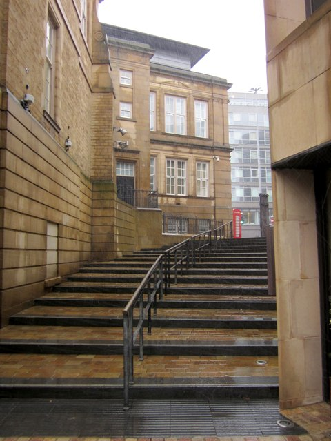 Steps from Leopold Square, Sheffield