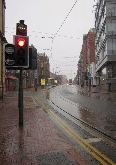 West Street, Sheffield