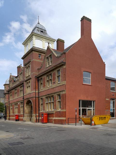 The Old Post Office, Crompton Street