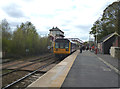 NY7063 : Haltwhistle:  'Pacer' unit by Dr Neil Clifton