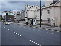 SK5640 : Nottingham - NG7 (Canning Circus area) by David Hallam-Jones