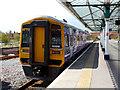 TA1766 : Bridlington: Class 158 unit by Dr Neil Clifton