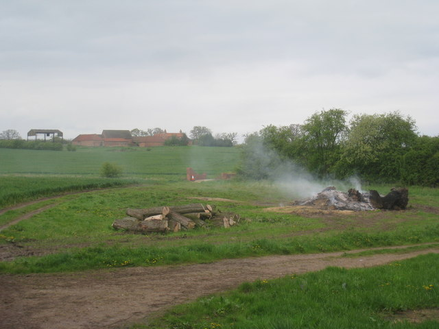 Bonfire and Holywell Farm