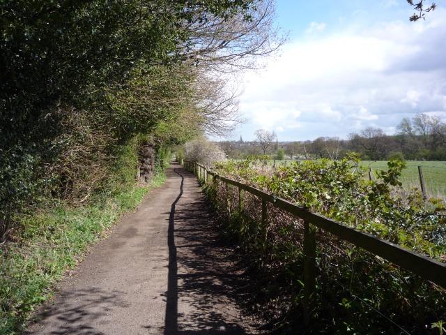 Beryl Burton cycle route