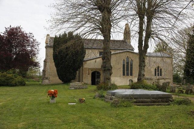 St George's Church Kelmscott