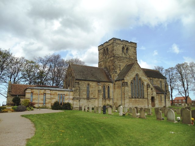 The Church of St Mary The Virgin, Nunthorpe